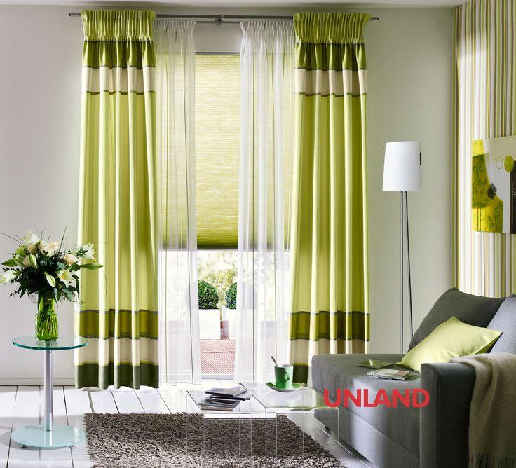 Unland Fresh Green Fensterideen Vorhang Gardinen Und Sonnenschutz