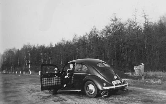 VW typ 11C. Década de 1950