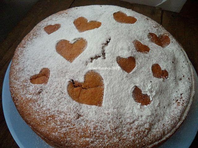 Carrot cake  Bolu wortel
