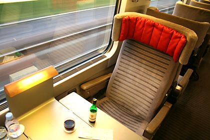 The Man in Seat Sixty-One - the train travel guide... Loads of great info n train travel in Europe