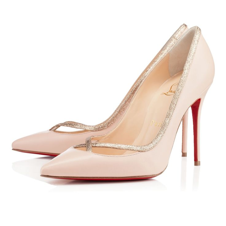 898632b58d2 ... spain christian louboutin princess gtq liked on polyvore featuring  shoes pumps heels louboutins christian louboutin new