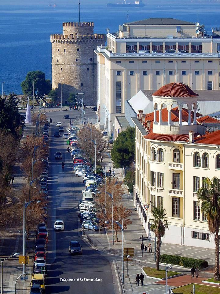 #Thessaloniki #Greece