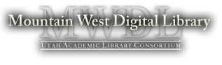 Mountain West Digital Library (mwdl.org)--a great website to find information on Utah's history!