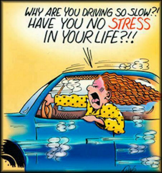 Image result for stressed out limo driver cartoon