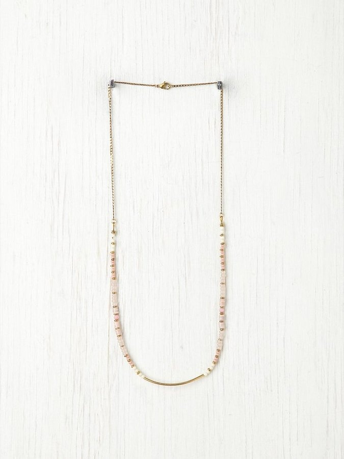 Free People Gamine / Butik Multi Bead: Metal Necklaces, People Gamine, Free People, Butik Multi