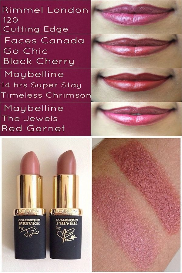 Mauve Color Lipstick Popular Matte Lipstick Best Lip Shades Mauve Color Lipstick Lips Shades Lip Colors