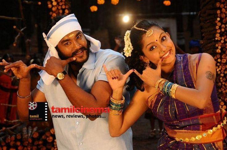 #Mosakkutty Movie Still   More Stills: http://tamilcinema.com/mosakkutty-movie-stills/  #Veera, #MahimaNambiar @iamvijayvasanth