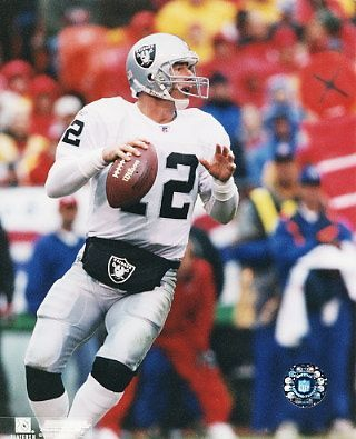Rich Gannon  Oakland Raiders