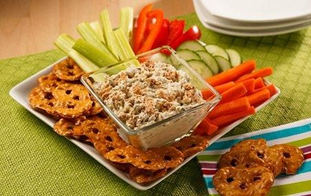Ranch Tuna Dip ~ Might Add Ranch Dip Mix or Some Ranch Dressing