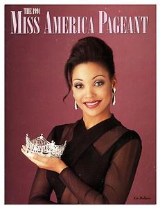 Kalyin Chapman, Miss America 1994, Atlantic City, New Jersey ...