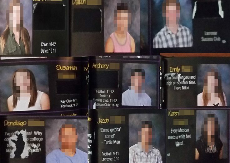 "An Arizona High School Duct Taped Over 10 ""Offensive"" Quotes In All 1,300 Copies Of Their Yearbook -  Students at Sabino High School didn't discover that the books had been censored until after they paid $75 for them. : buzzfeed - 6/11/14"