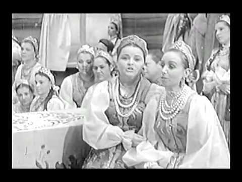 Уральский русский народный хор Белым снегом
