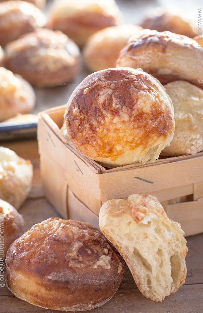 bucatar maniac: Pogacele cu cartofi