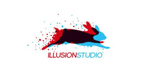 Illusion Studio « Logo Faves | Logo Inspiration Gallery