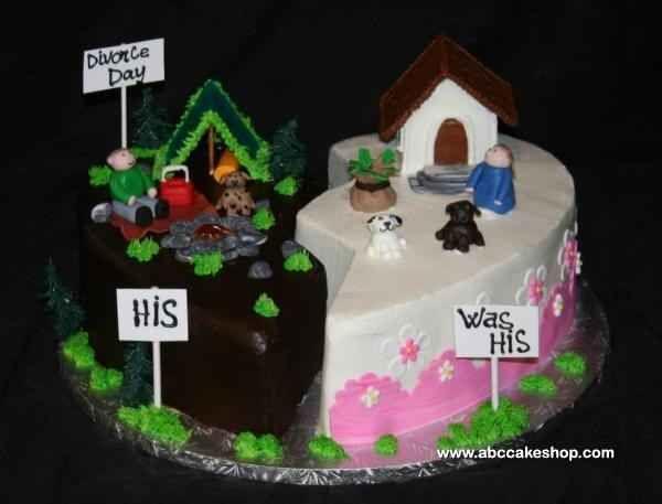 1000 ideas about divorce cakes on pinterest divorce for Design of settlement ponds
