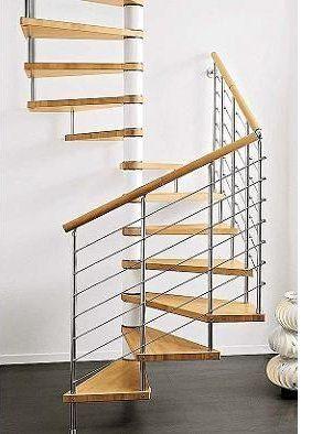 escaleras espacios pequeños