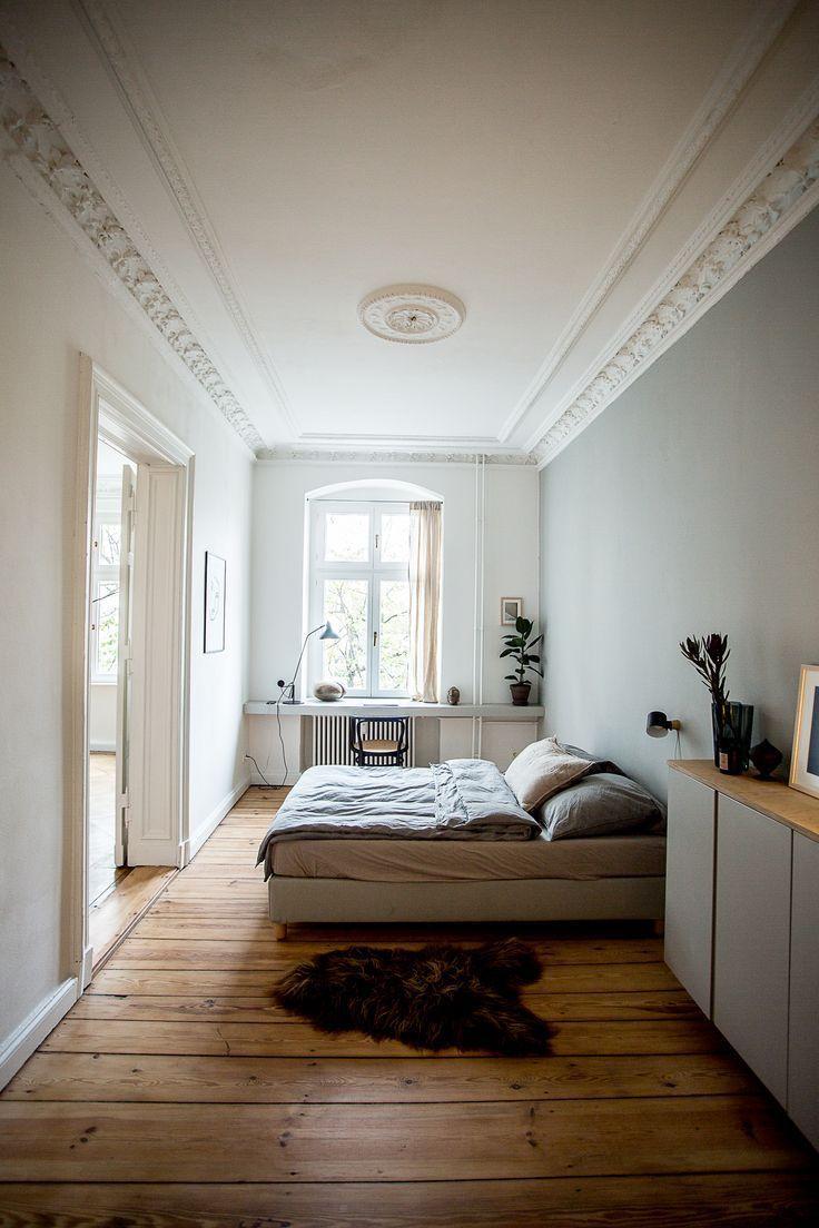 Zu Besuch Bei Selina Lauck Wohnen Altbau Schlafzimmer Und