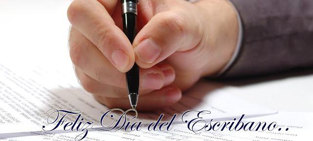 PUEBLA REVISTA: En Argentina es el Día del Escribano