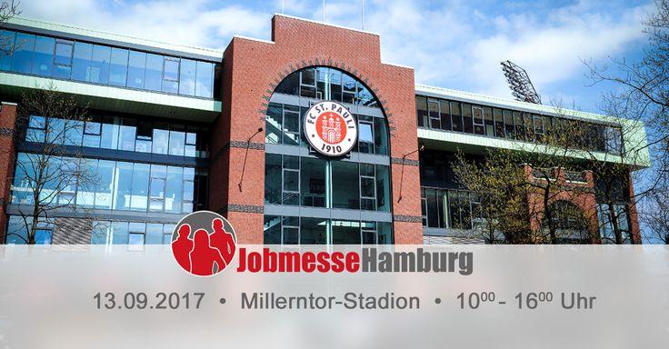 Du suchst einen neuen Job oder eine Aus- & Weiterbildung? Dann komm auf die Jobmesse Chemnitz am 13.09.2017 im Millerntor-Stadion in Hamburg.