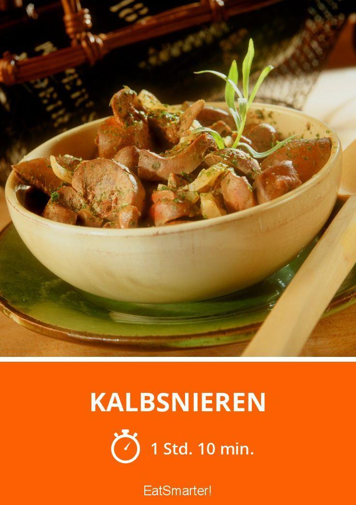 Kalbsnieren - smarter - Zeit: 1 Std. 10 Min. | eatsmarter.de