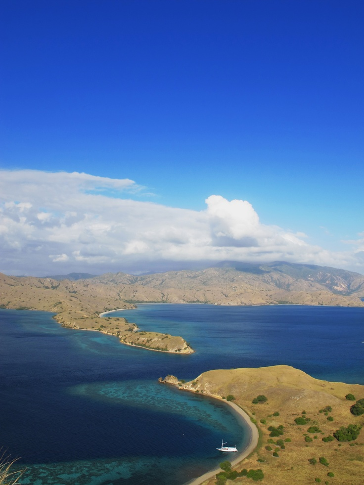 Gili Laba, Flores Indonesia. I hiked this mnt in 2012!