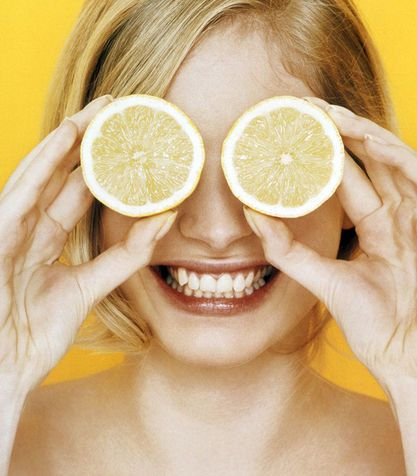 Usa il succo di limone