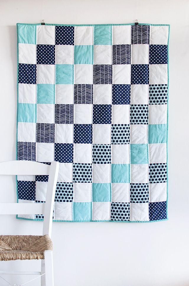 M s de 1000 ideas sobre colcha de retazos en pinterest - Hacer una colcha de patchwork ...