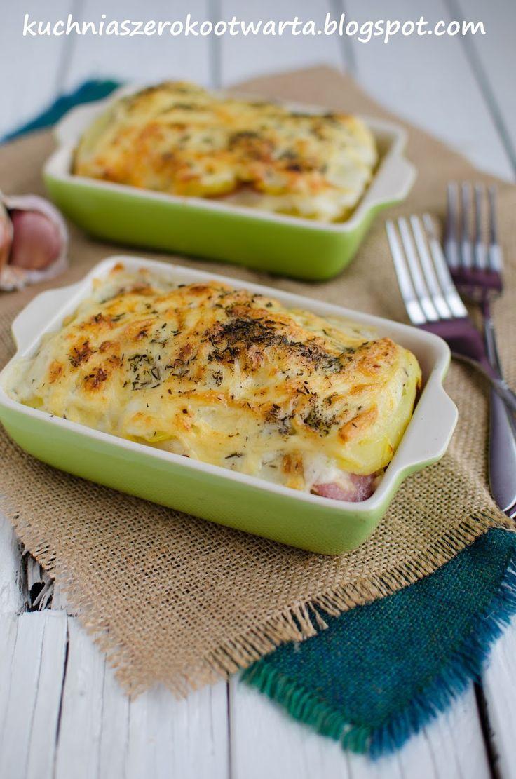 17 Best images about dania obiadowe on Pinterest  Lasagne   -> Kuchnia Szeroko Otwarta Lazania