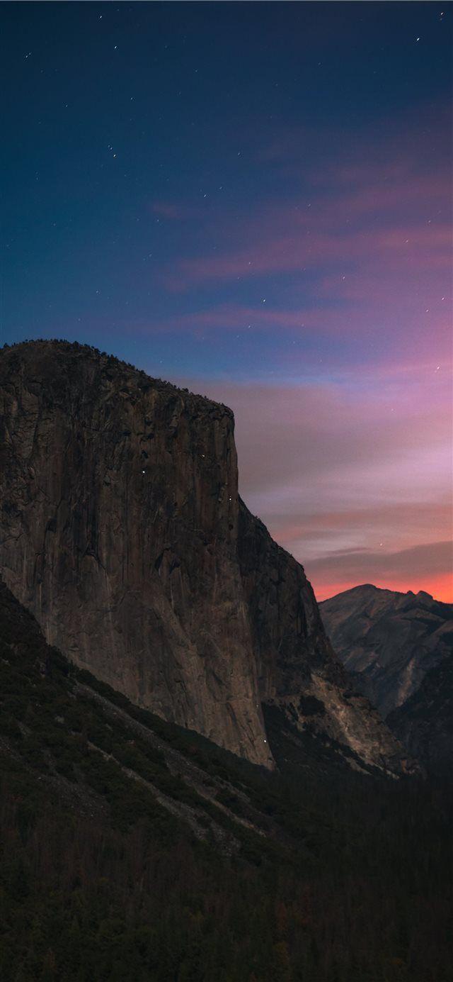 Transition Iphone X Wallpaper Night Sky Star Explore