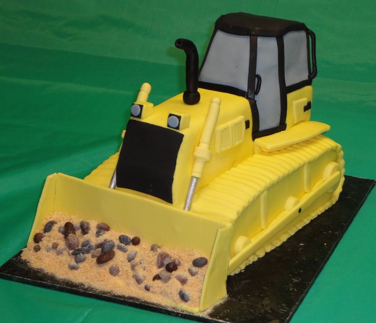 bulldozer cake - Google Search
