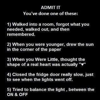 I thought I was the only one! lol: Laughing, Quotes, I'M Done, Random, True, Funny Stuff, Things, Admit, Funnystuff