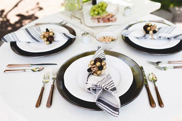 HOW TO STYLE :: A WINE COUNTRY TABLE SETTING - coco+kelley
