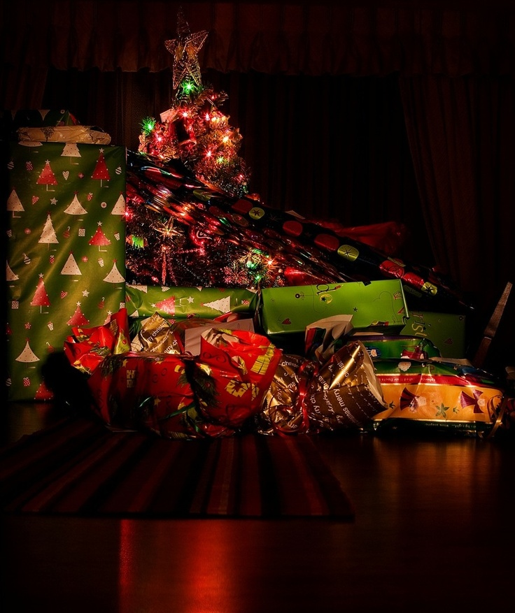 'twas the night before christmas on Fotopedia