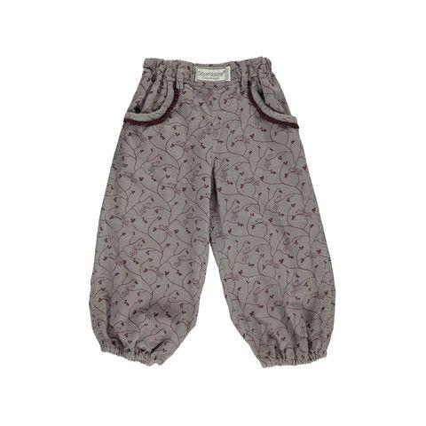 Okker Gokker organic bird print pants http://www.danskkids.com/collections/pants/products/okker-gokker-organic-bird-print-pants
