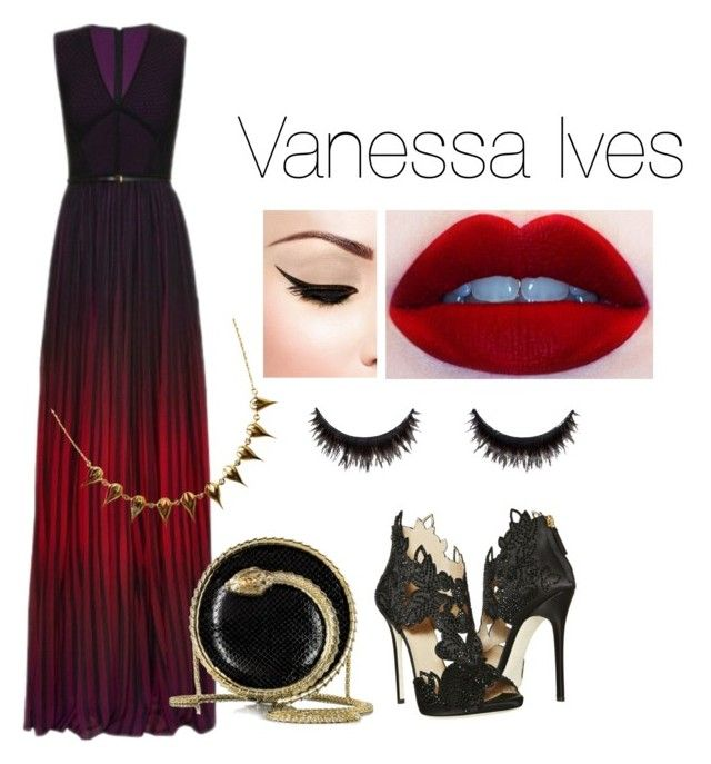 """""""Penny Dreadful: Take Me Out Tonight: Vanessa Ives"""" by beyatreeese on Polyvore"""