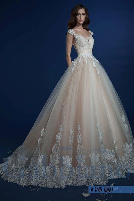 Тиволи - Пышные свадебные платья