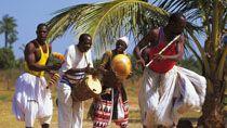 Gambian afrotanssi- ja rumpumatka | Aktiivilomat | Tjäreborg  #munloma