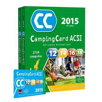 ACSI Card and Guides   Shop & Offers   The Caravan Club