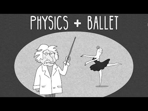 """In the third act of """"Swan Lake"""", the Black Swan pulls off a seemingly  endless series of turns, bobbing up and down on one pointed foot  and spinning around and around and around ... thirty-two times. How is  this move — which is called a fouetté — even possible? Arleen Sugano unravels the physics of this famous ballet move."""