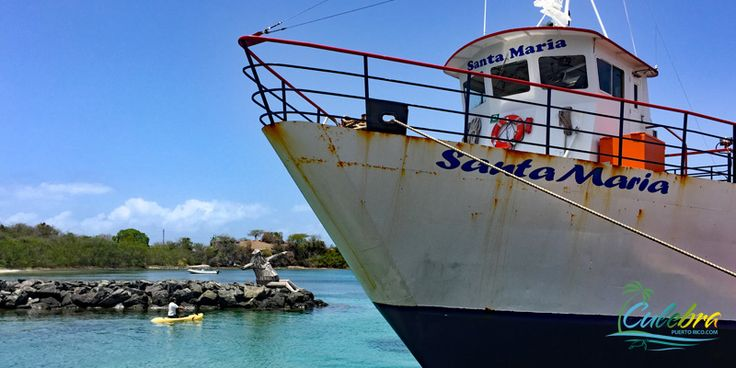 Ferry from Fajardo to Flamanco Beach, Culebra