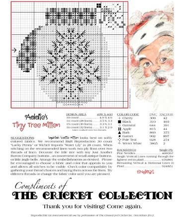 The Cricket Collection! - Our Gift to You!.