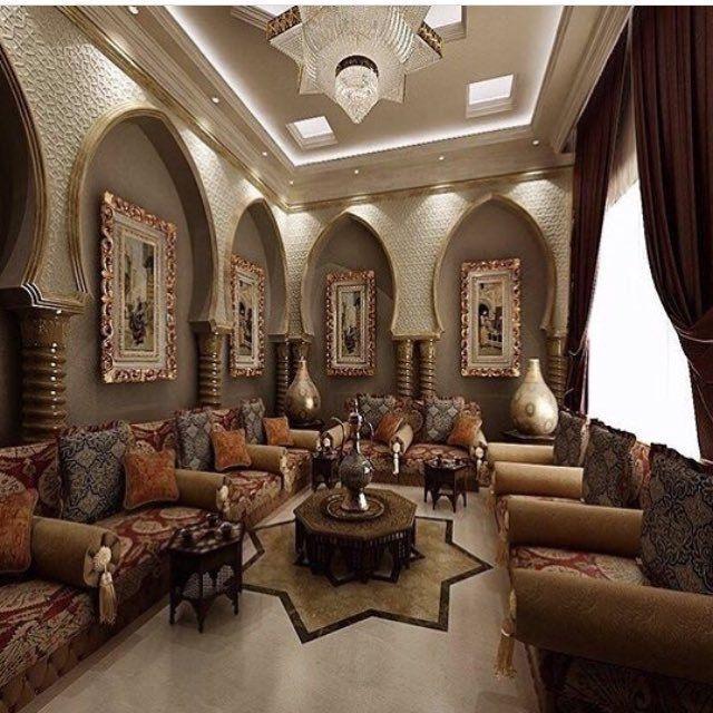 Moroccan Interior Design Arabic Decor Morocco Decor Arabian Decor