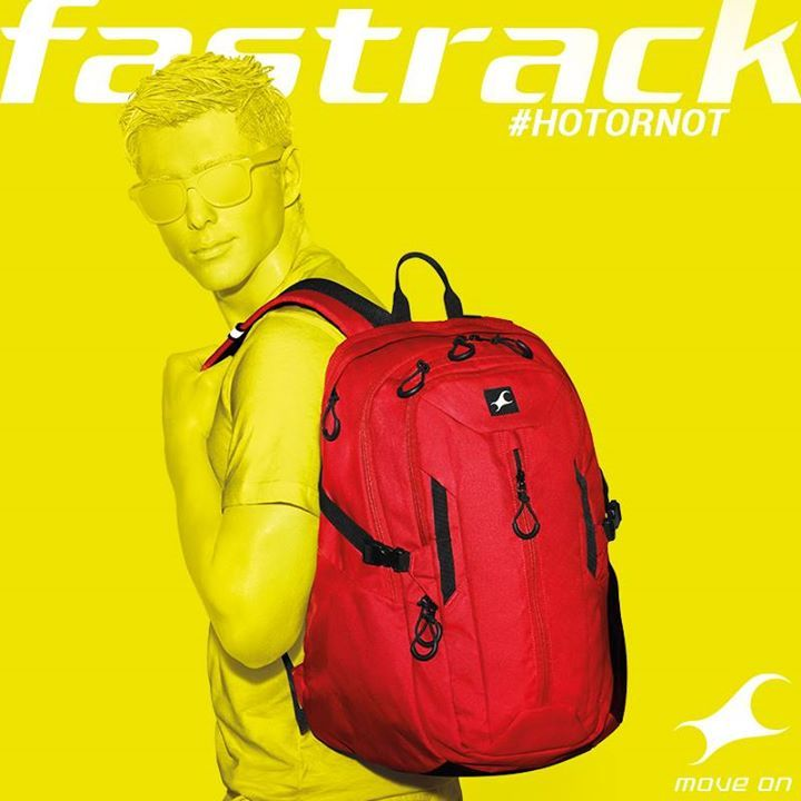 It's only as good as what YOU make of it! Tell us with a #HotOrNot http://fastrack.in/summer-collection/