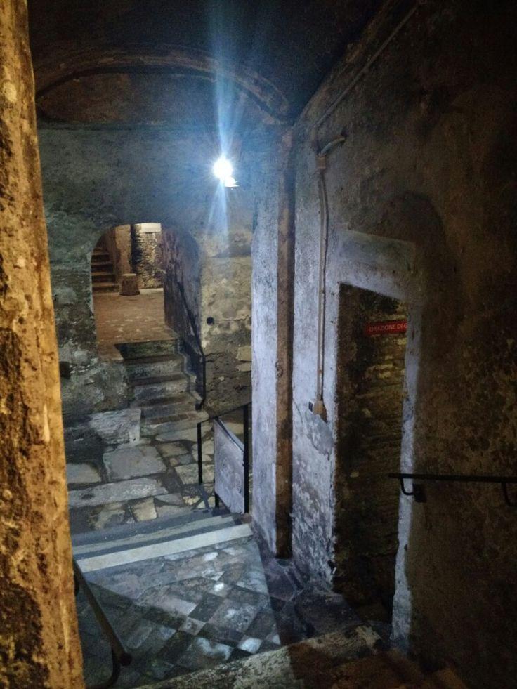 Casa de São Lucas, onde Pedro o visitava e onde Paulo apóstolo ficou encarcerado