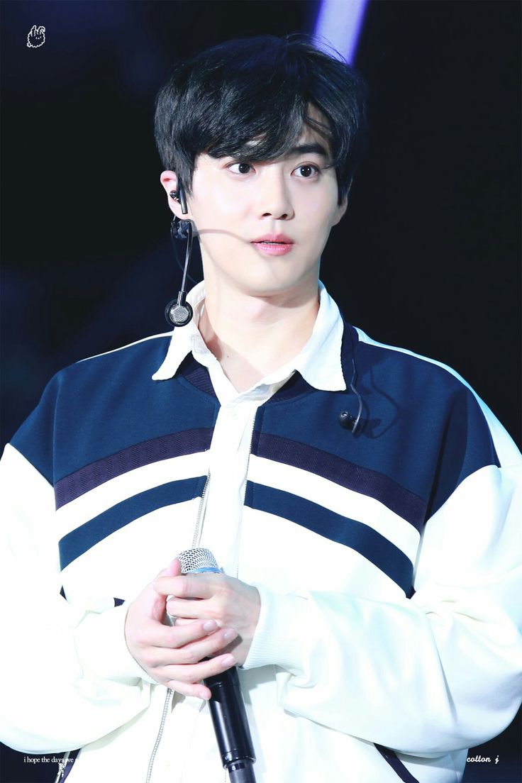 [170915] Lotte Duty Free Family concert #SUHO