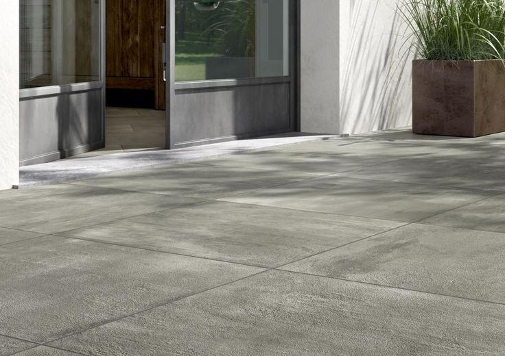Piastrelle creative concrete living moderno ceramica gres porcellanato a tutto spessore - Piastrelle floor gres ...