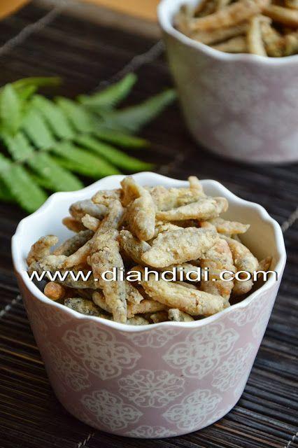 Diah Didi's Kitchen: Iwak Wader Krispi