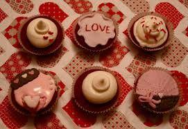Resultado de imagen para cupcakes 14 de febrero