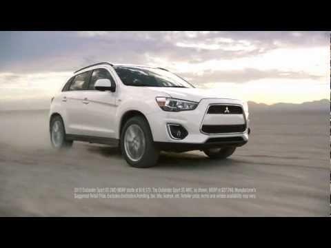 Unpretentious: 2013 MitsubishiOutlander Sport (ASX) Commercial