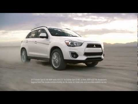 Unpretentious: 2013 MitsubishiOutlander Sport (ASX) Commercial